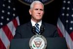 امریکی نائب صدر کا ایرانی عوام کی حمایت کا دعوی