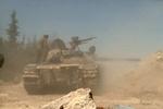 یورش گسترده تروریستها به مواضع ارتش سوریه در شرق خان شیخون/ نبرد شدید جریان دارد