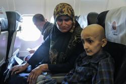 Fotoğraflarla bir kanser hastasının trajik hikayesi!