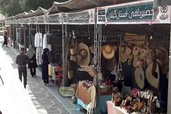 نمایشگاه منطقه ای صنایع دستیدر هفته قزوین آغاز به کار کرد