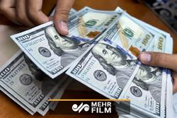 دلار همچنان در کانال ۱۱هزار تومان