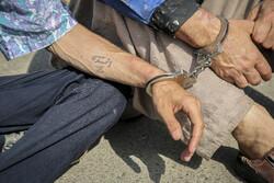 ضاربان و سارقان گوشی کارگر شهرداری دستگیر شدند
