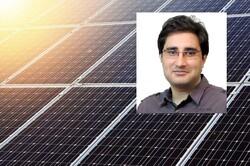 استفاده بهینه از صفحات خورشیدی با ابتکار عمل یک ایرانی