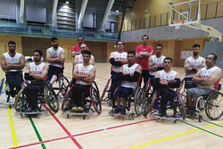 Japan too strong for Iran at IWBF Asian Oceania C'ships
