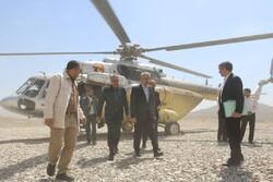 سفر وزیر نیرو به زنجان