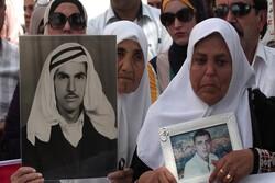 Filistinliler İsrail tarafından alıkonulan şehit cenazelerini istiyor