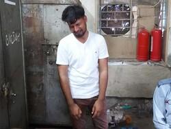 پاکستان میں گرلز ہاسٹل سے برقع پوش طالب علم گرفتار