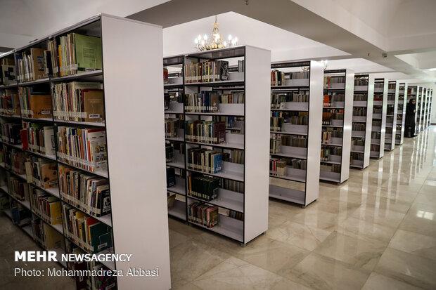 کتابخانه مرکزی استان البرز در ۱۰ هزار مترمربع احداث میشود