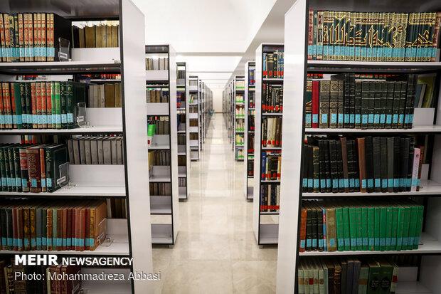 ۹۰۰ هزار جلد کتاب در کتابخانه های چهارمحال و بختیاری وجود دارد