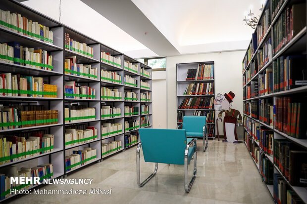 کتابخانه دانشآموز ظرفیت بزرگی فرهنگی شیراز است