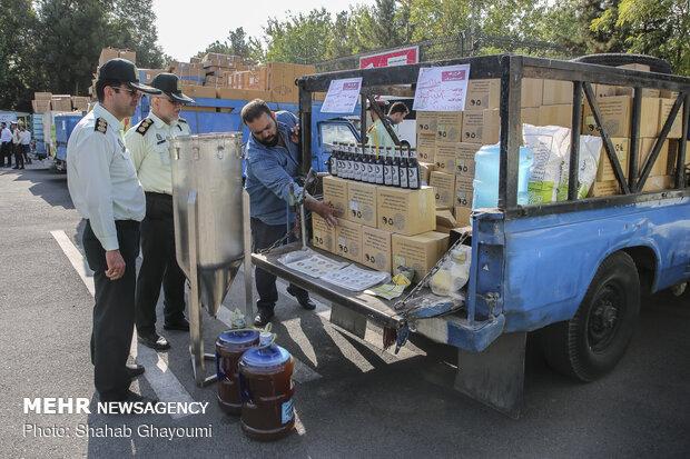 بیست و هشتمین طرح رعد پلیس پیشگیری پایتخت