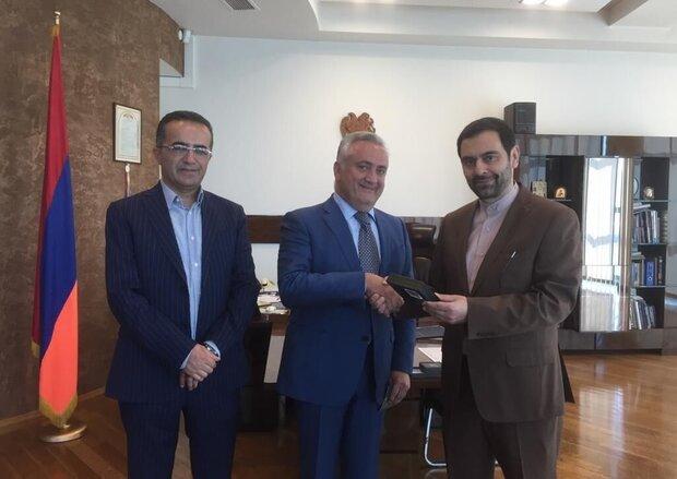 Iran, Armenia keen on boosting banking ties