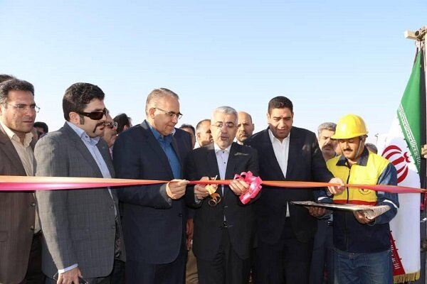 Energy min. inaugurates 1st 7-MW solar power plant in Zanjan prov.