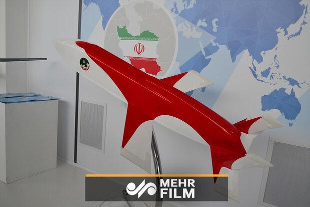 فیلمی از جدیدترین موشک کروز ساخت ایران با نام «مبین»