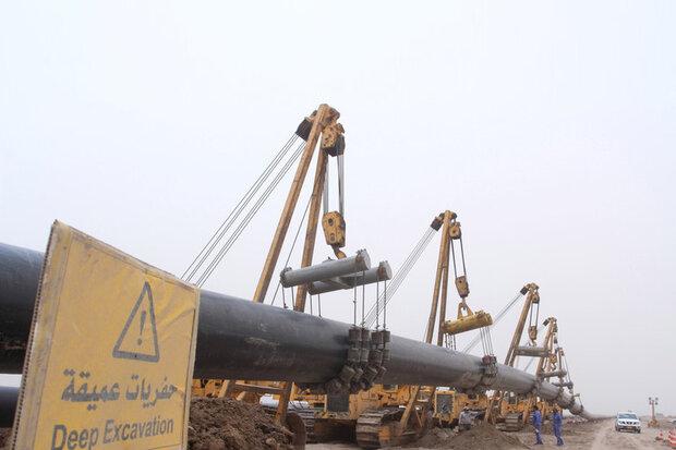 ایران به دنبال احیای خط لوله انتقال نفت به سوریه از طریق عراق است
