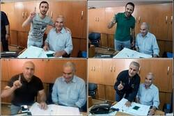 قرارداد منصوریان و سایر ذوبآهنیها ثبت شد