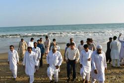 افتتاح و کلنگ زنی چندین طرح عمرانی در شهرستان کنارک