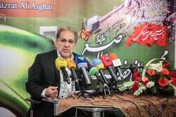 برگزاری همایش جهانی شیرخوارگان حسینی در استادیوم آزادی