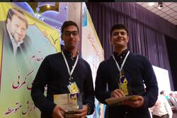 قزوین در مسابقات آزمایشگاهی پایه دهم دانش آموزی کشور اول شد