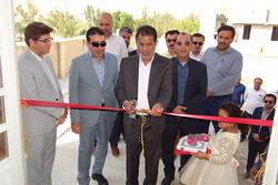 پنج پروژه عمرانی در بخش کاکی افتتاح و اجرا شد