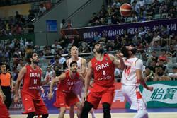 تیم ملی بسکتبال دیدار با اسپانیا را با آرامش بیشتری برگزار میکند