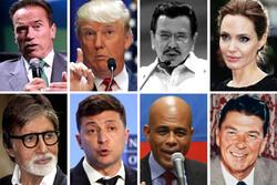 سلبریتیهایی که وارد دنیای سیاست شدند