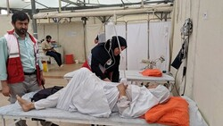 بستری  شدن۱۸ زائر در بیمارستان های سعودی و هلال احمر/جان باختن ۱۶ زائر در حج ۹۸