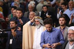 حسینی خادمین اور غلاموں کا بین الاقوامی اجلاس