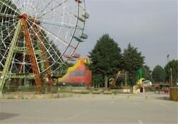 پروژه شهربازی روباز پارک ملت سنندج ۴۵ درصد پیشرفت فیزیکی دارد