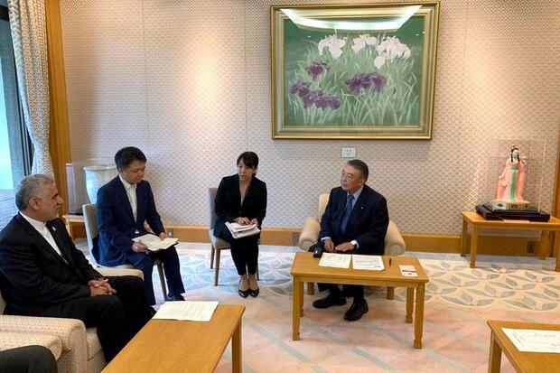 مساعي اليابان لدعم الاتفاق النووي جديرة بالتقدير