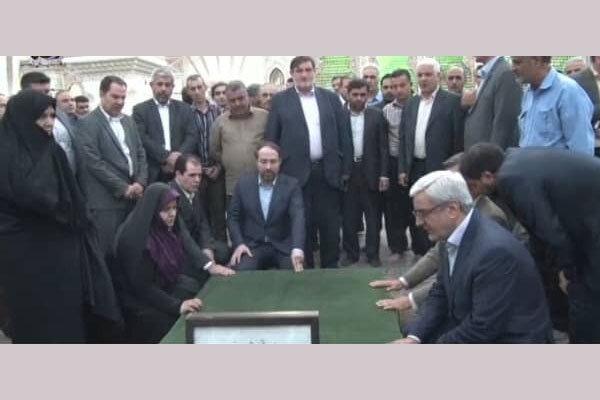 Basiji members renew allegiance with ideals of Imam Khomeini (RA)