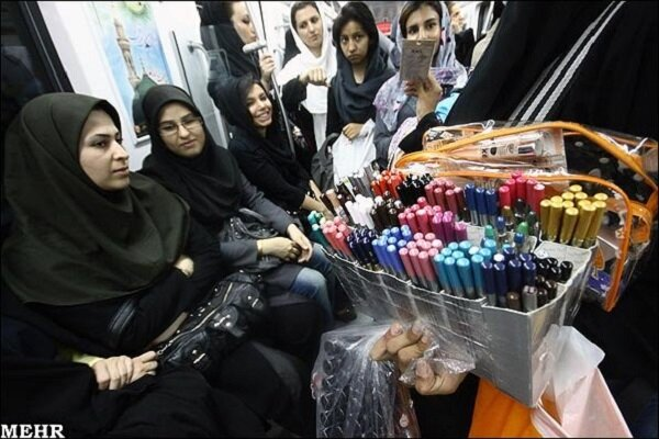 مردم از فروشندگان دورهگرد و دستفروشان خرید نکنند
