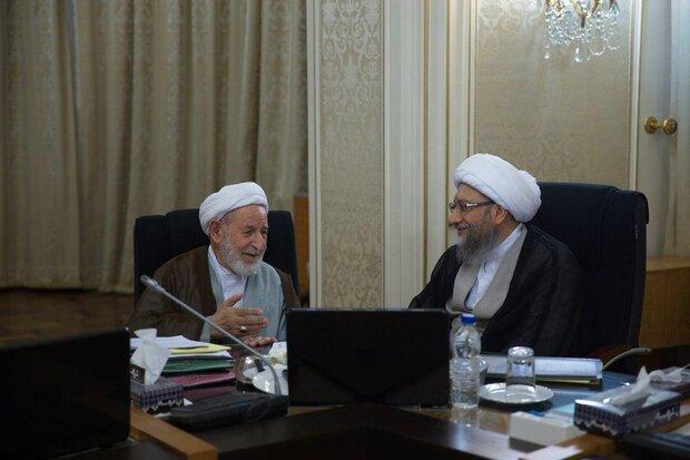روایت کدخدایی از جلسه امروز شورای نگهبان و حضور یزدی و لاریجانی