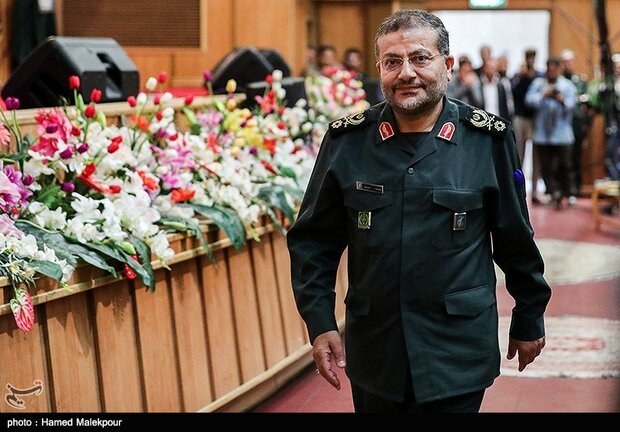 Basij chief: Iran's democracy a model for the world
