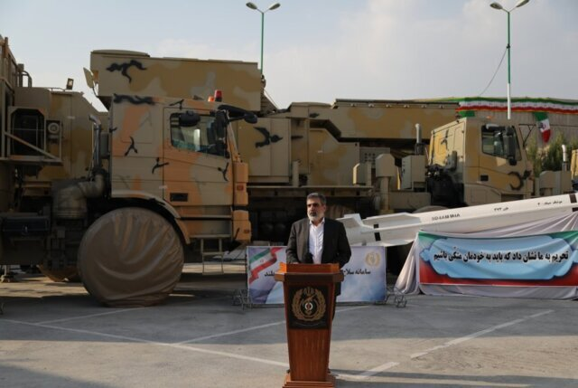 Bavar-373 missile system shows Iran is among leading
