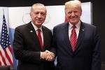 امریکہ کا ترک صدر کے خلاف پابندیاں عائد کرنے کا عندیہ