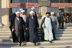 رئیس سازمان تبلیغات اسلامی وارد یزد شد