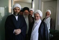 رئیس سازمان تبلیغات اسلامی با امام جمعه یزد دیدار کرد