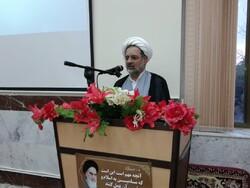 ایستادگی و صلابت ایران اسلامی الگویی برای جهانیان است