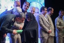 هشتمین یادواره شهدای دفاع مقدس و مدافعان حرم شمال غرب تهران