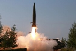 پاکستان موشک بالستیک آزمایش کرد