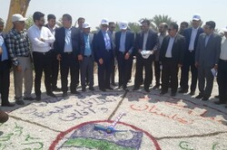 زیرساختهای بخش کشاورزی دشتستان تقویت میشود