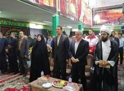 جشنواره یکروزه پسته روستای کوهان میامی برگزار شد