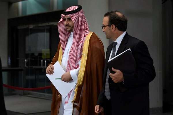 مذاکرات مقامات وزارت دفاع عربستان و آمریکا در واشنگتن برگزار شد