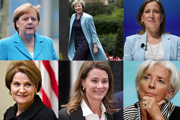 زنان قدرتمند جهان را بیشتر بشناسیم