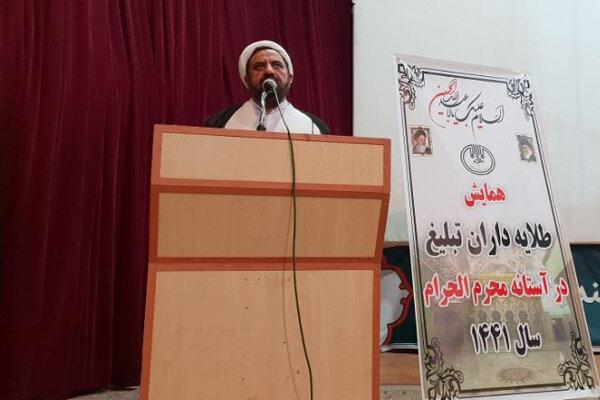 تبیین بیانیه گام دوم انقلاب در محرم مورد توجه قرار گیرد