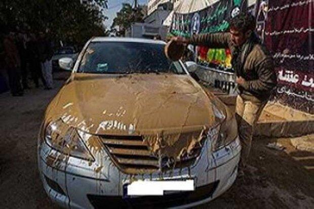 گلمالی کردن خودروها ممنوع است /حضور پلیس در کنار عزاداران