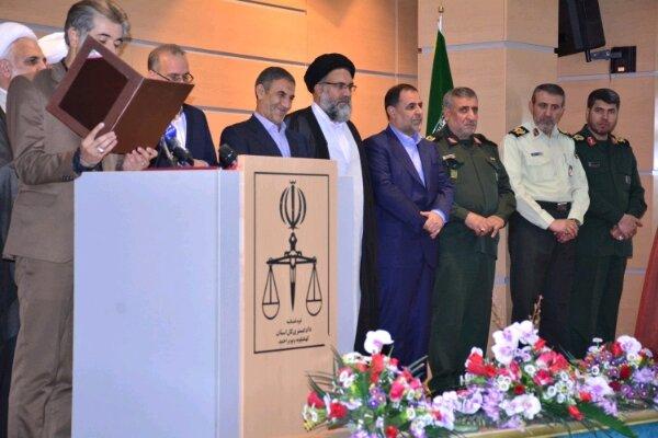 رئیس کل جدید دادگستری کهگیلویه و بویراحمد معرفی شد