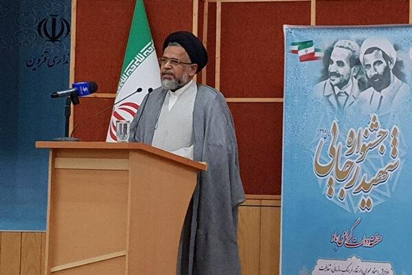 صلابت امروز ایران اسلامی مرهون شهدا و ایستادگی ملت است