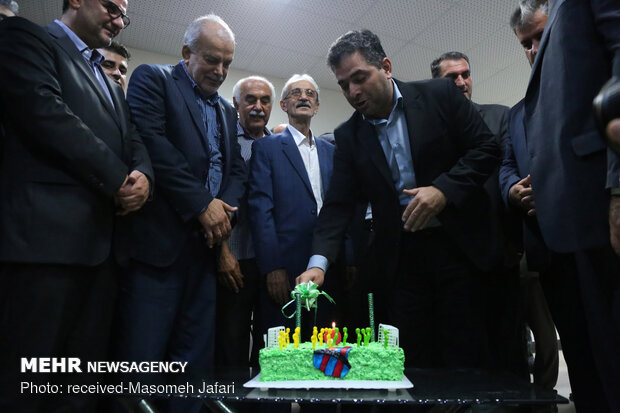 تجهیز و نوسازی ورزشگاه شهید وطنی قائمشهر